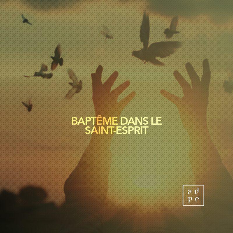 Baptême du Saint-Esprit
